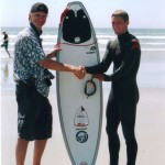 Live To Surf with Peter Devries & Bob Tinkler and his Tinkler Tail