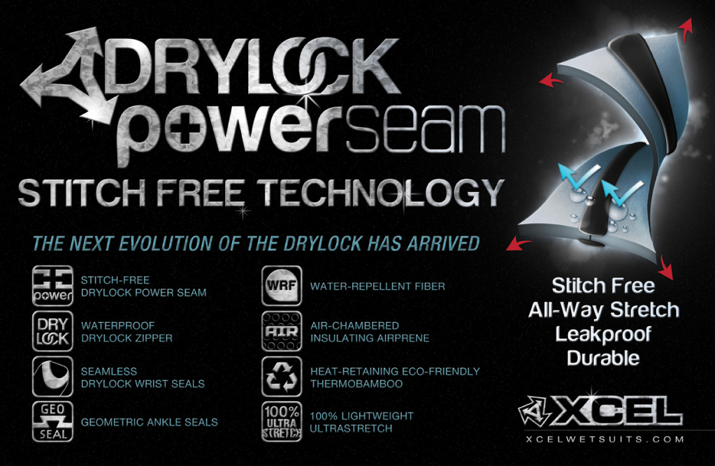 Drylock Power Seam