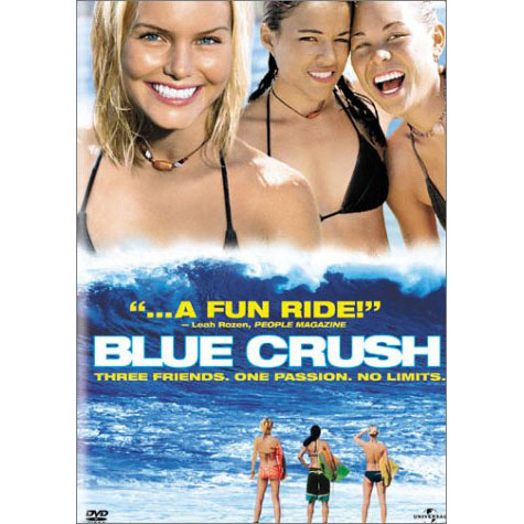 kate bosworth blue crush pictures. Blue Crush DVD