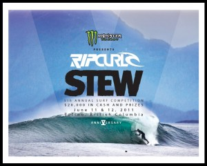 Ripcurl Stew 2011 Tofino